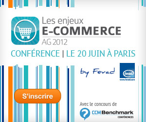 conference Enjeux e-commerce fevad/ccm benchmark