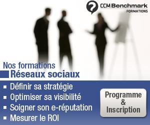 formations réseaux sociaux buzz marketing e-réputation SMO benchmark group