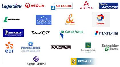 Ce Que Font Les Internautes Sur Sites Corporate Du Cac40