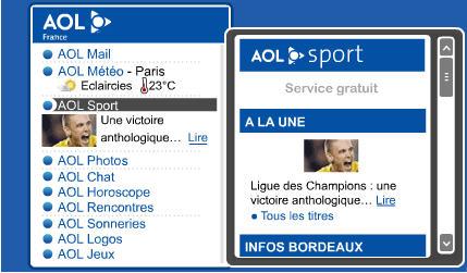 Un partenariat avec AOL France, Actualité des sociétés - Investir-Les Echos Bourse