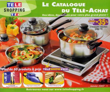 Les dessous de t l shopping le catalogue for Les economes catalogue