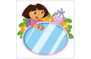Les licences de marques pour enfants dora l 39 exploratrice - Dora a la plage ...