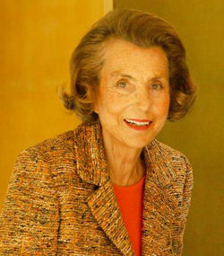 Personality ... MBTI Enneagram Liliane Bettencourt ... loading picture