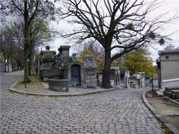 Combien coute une concession de cimetière : Le Père Lachaise