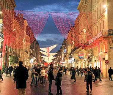 illuminations de noel bordeaux 2018 Combien dépensent les villes pour les illuminations de Noël  illuminations de noel bordeaux 2018
