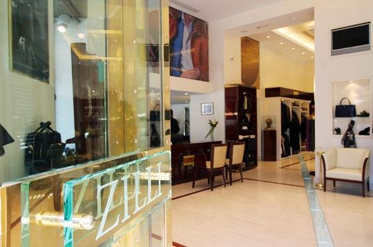 25 boutiques autour du monde zilli dans l 39 atelier du pr t porter de luxe sur journal du. Black Bedroom Furniture Sets. Home Design Ideas