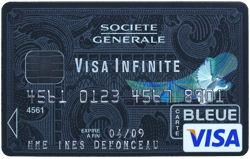 quand les cartes bancaires innovent la carte visa infinite. Black Bedroom Furniture Sets. Home Design Ideas