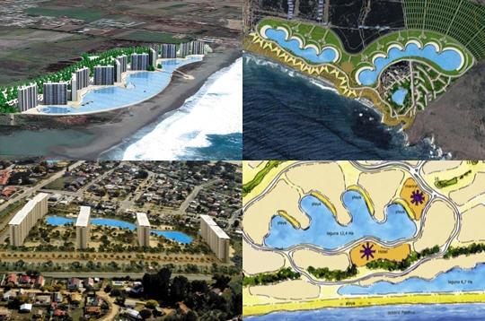crystal lagoons colonise les c tes chiliennes la plus grande piscine du monde sur journal du. Black Bedroom Furniture Sets. Home Design Ideas