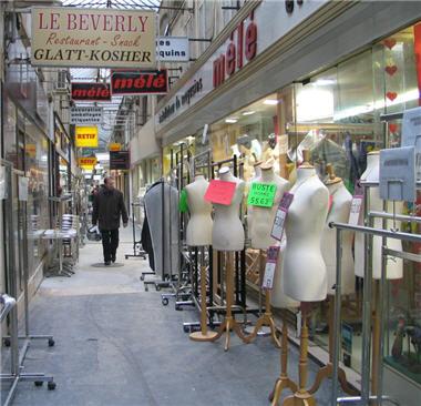 Le sentier et le quartier saint denis - Quartier du sentier paris ...