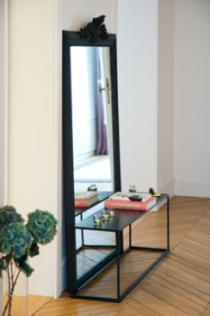 Comment placer un miroir for Miroir dans le salon