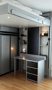 solutions pour optimiser l 39 espace et le rangement chez soi. Black Bedroom Furniture Sets. Home Design Ideas