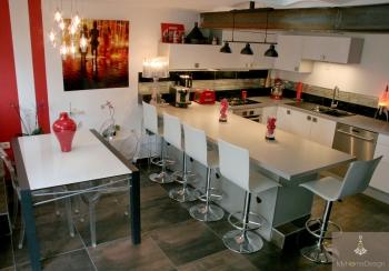concevoir sa cuisine id ale. Black Bedroom Furniture Sets. Home Design Ideas