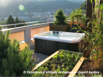 Le jardin in out - Spa terrasse appartement ...