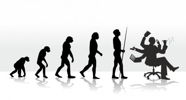 Transformation num rique la th orie de l volution de l utilisateur en entr - L evolution de l ordinateur ...
