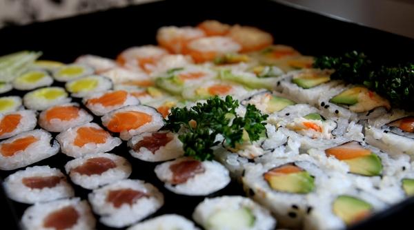le business très juteux du sushi à paris - Cuisine Livree A Domicile