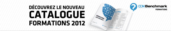 D&eacute;couvrez le nouveau catalogue Formation 2012