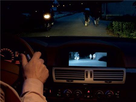 a7606b97ef Les nouveaux dispositifs d'aide à la conduite - La vision de nuit